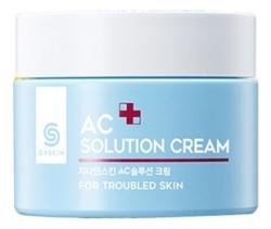 Berrisom G9 AC Solution Cream - Крем для проблемной кожи, 50 мл