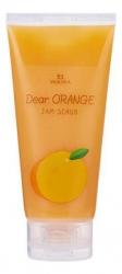Lombok Moksha Dear orange scrub - Скраб для лица цитрус, 150 мл