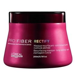 L'Oreal Pro Fiber Rectify Masque - Маска для длительного восстановления Про Файбер Ректифай 200 мл