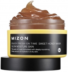 Mizon Enjoy Fresh-On Time Sweet Honey Mask - Маска для лица с медом, 100 мл
