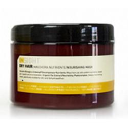 Insight Dry Hair - Увлажняющая маска для сухих волос, 500 мл