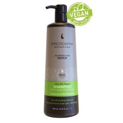 Macadamia Professional Ultra Rich Repair Shampoo - Шампунь восстанавливающий для жестких волос 1000 мл