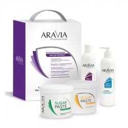 "Aravia Professional Промо-набор ""3+1"" №1 - Промо-набор для шугаринга №1"