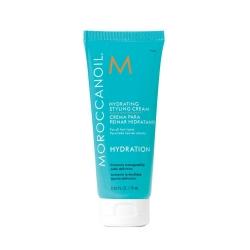 Moroccanoil Hydrating Styling Cream - Увлажняющий крем для укладки волос 75 мл