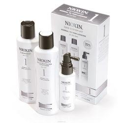 Nioxin System 1 Kit - Набор (Система 1), 300+300+100 мл