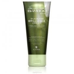 Alterna Bamboo Luminous Shine Brilliance Creme - Несмываемый крем для сияния и блеска волос, 40 мл