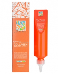 Maravi Beach Right Away Collagen Treatment Gel - Гель для волос, 180 мл