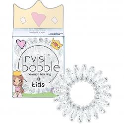 Invisibobble Kids Princess Sparkle - Резинка для волос прозрачный с блестками, 3 шт
