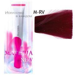 Lebel MATERIA Перманентная краска для волос MRV красно-фиолетовый, 80 гр