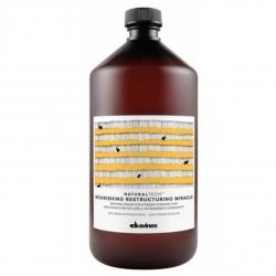 Davines Nourishing Restructuring Miracle - Восстанавливающее лечение для сильно поврежденных волос, 1000 мл