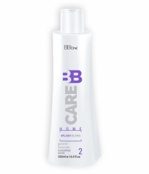 BB ONE BB Care Splash Blond Shine Mask - Маска 500 мл