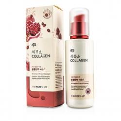 The Face Shop Pomegranate & Collagen Volume Lifting Serum - Лифтинг-сыворотка с гранатом и коллагеном, 80 мл