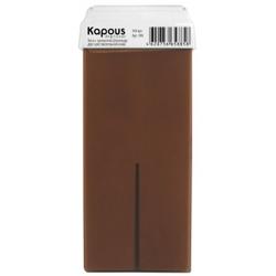 """Kapous Depilations Гелевый воск с ароматом """"Лесной орех"""" в картридже 100 мл"""