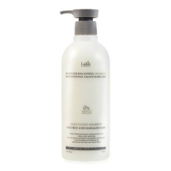 Lador Moisture Balancing Shampoo - Профессиональный увлажняющий шампунь без силиконов, 530 мл