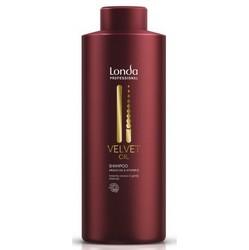 Londa Velvet Oil Shampoo - Шампунь с аргановым маслом, 1000 мл