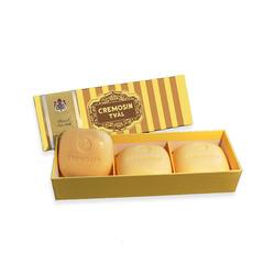 Victoria Soap Cremosin Soap - Мыло для тела, 3*95гр