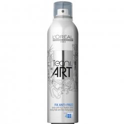 L'Oreal Professionnel Tecni. art Fix - Фикс Анти-Фризз-Спрей сильной фиксации с защитой от влаги (фикс.4) 250 мл