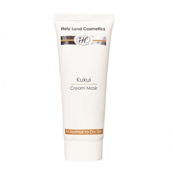 Holy Land Kukui Cream Mask For Dry Skin - Питательная маска 70 мл