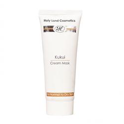 Holy Land Kukui Cream Mask For Dry Skin - Питательная маска 70 мл