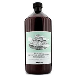 Davines Detoxifying  scrub Shampoo - Детоксирующий шампунь-скраб, 1000 мл