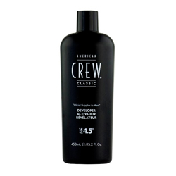American Crew Precision Blend Developer - Активатор 4,5 % 450 мл