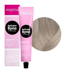 Matrix SoColor Sync Pre-Bonded - Крем-краска без аммиака Колор Синк 10N очень-очень светлый блондин 90 мл
