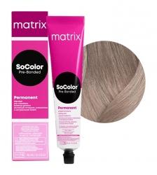 Matrix SoColor Pre-Bonded - Крем-краска перманентная Соколор Бьюти 10N очень-очень светлый блондин 90 мл