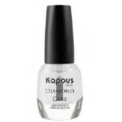 Kapous Hilac Diamond Care - Укрепляющее покрытие 3в1 12 мл