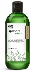 Lisap Milano Keraplant Nature Sebum-Regulating Shampoo - Шампунь себорегулирующий, 1000мл