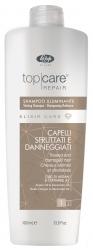 Lisap Milano Elixir Care Shampoo - Шампунь-эликсир для восстановления и придания сияющего блеска, 1000мл