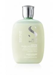 Alfaparf Milano Semi di lino scalp Calming Micellar Low Shampoo - Шампунь мицеллярный успокаивающий, 250 мл