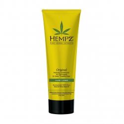 Hempz Hair Care Original Herbal Shampoo For Damaged Color Treated Hair - Шампунь оригинальный увлажняющий для поврежденных окрашенных волос, 265 мл