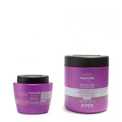 Echos Line Kromatik Mask - Маска для защиты цвета окрашенных и осветленных волос, 1000 мл