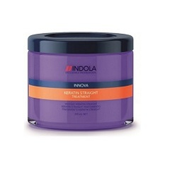 Indola Keratin Straight Treatment – Кератиновое выпрямление маска 200 мл