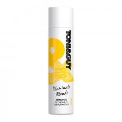Toni&Guy Cleanse Shampoo for Blonde Hair - Шампунь «Сияние светлых волос» 250 мл