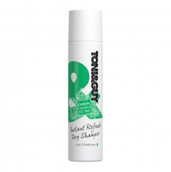 Toni&Guy Cleanse Dry Shampoo - Сухой шампунь «Мгновенная свежесть» 250 мл