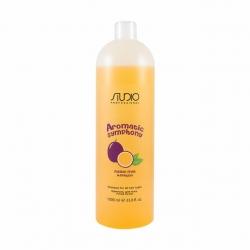 Kapous professional aromatic symphony - Шампунь для всех типов волос маракуйя 1000 мл