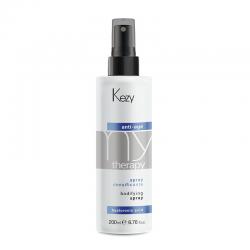 Kezy Bodifying Spray - Спрей для придания густоты истонченным волосам c гиалуроновой кислотой, 200 мл