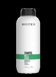 Selective Shampoo Alla Mela Verde - Шампунь для всех типов волос «Зелёное яблоко» 1000 мл