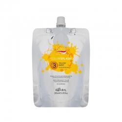 Kaaral Colorsplash 3 Yellow Burst - Краситель желтый 200 мл