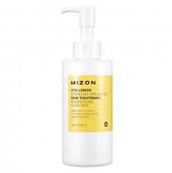 Mizon Vita Lemon Sparkling Peeling Gel - Пилинг-гель с экстрактом лимона, 150 мл