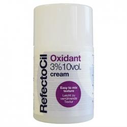 Refectocil Oxidant Developer Cream 3% 10vol - Оксидант крем для краски для ресниц и бровей 3%, 100мл