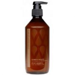Barex Contempora Shampoo Velluto Olio di Argan e di Olivello Spinoso - Разглаживающий шампунь «Сияющий бархат» - Аргановое Масло и Масло Облепихи, 500 мл
