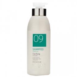 Biotop Unique Pro - Шампунь для жирных волос, 500 мл