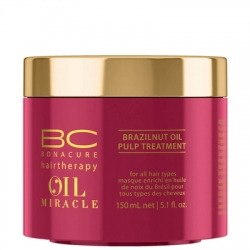 Schwarzkopf Professional BC Brazilnut Treatment - Маска Бразильский Орех, 150 мл