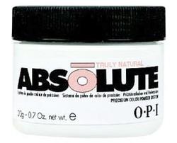 OPI Absolute Truly natural - Пудра - настоящий натуральный, 125 г