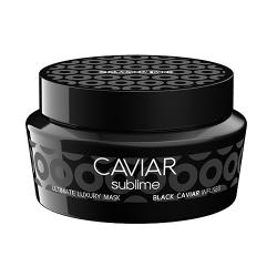 Selective Caviar Sublime Ultimate Luxury Mask - Маска для глубокого питания и смягчения ослабленных волос 250 мл