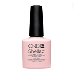CND Shellac Гель-лак для ногтей №23 Clearly Pink 7,3 мл