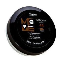Dikson Move Me 44 Waty Wax - Воск для моделирования причесок 100 мл
