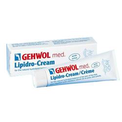 Gehwol Med Lipidro Cream - Крем Гидро-баланс 125 мл